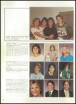 1986 Triton Central High School Yearbook Page 76 & 77