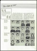 1986 Triton Central High School Yearbook Page 84 & 85