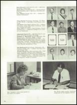1986 Triton Central High School Yearbook Page 108 & 109
