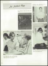 1986 Triton Central High School Yearbook Page 110 & 111