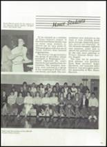 1986 Triton Central High School Yearbook Page 114 & 115