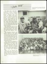 1986 Triton Central High School Yearbook Page 118 & 119