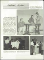 1986 Triton Central High School Yearbook Page 124 & 125