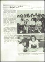 1986 Triton Central High School Yearbook Page 126 & 127