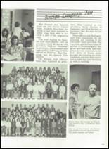 1986 Triton Central High School Yearbook Page 128 & 129