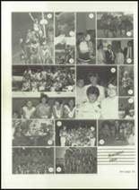 1986 Triton Central High School Yearbook Page 156 & 157