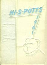 1961 Yearbook Pottsville High School