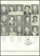 1946 Cohn High School Yearbook Page 16 & 17