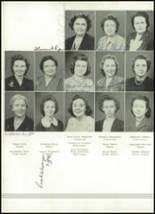 1946 Cohn High School Yearbook Page 18 & 19