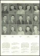 1946 Cohn High School Yearbook Page 20 & 21
