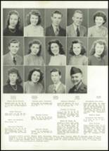 1946 Cohn High School Yearbook Page 24 & 25