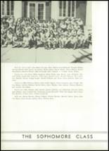 1946 Cohn High School Yearbook Page 40 & 41