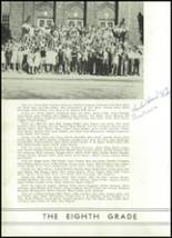 1946 Cohn High School Yearbook Page 42 & 43