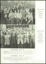 1946 Cohn High School Yearbook Page 48 & 49