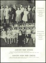 1946 Cohn High School Yearbook Page 50 & 51