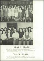 1946 Cohn High School Yearbook Page 52 & 53