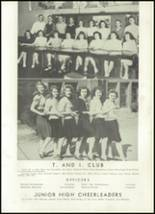 1946 Cohn High School Yearbook Page 56 & 57