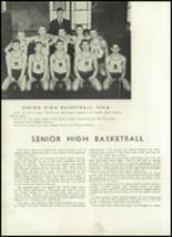 1946 Cohn High School Yearbook Page 62 & 63