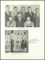 1953 Channing High School Yearbook Page 12 & 13
