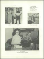 1953 Channing High School Yearbook Page 20 & 21