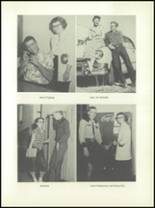 1953 Channing High School Yearbook Page 24 & 25