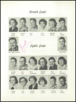 1953 Channing High School Yearbook Page 26 & 27