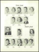 1953 Channing High School Yearbook Page 28 & 29
