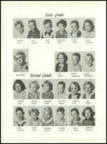 1953 Channing High School Yearbook Page 30 & 31