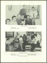 1953 Channing High School Yearbook Page 32 & 33