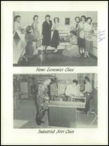 1953 Channing High School Yearbook Page 34 & 35