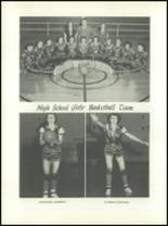 1953 Channing High School Yearbook Page 36 & 37