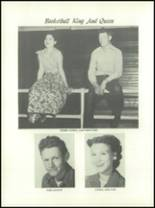 1953 Channing High School Yearbook Page 40 & 41