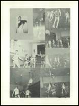 1953 Channing High School Yearbook Page 46 & 47