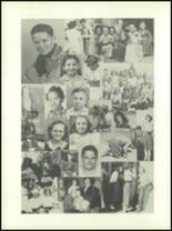 1953 Channing High School Yearbook Page 48 & 49