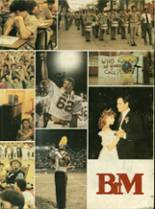 1985 Yearbook Brother Martin High School