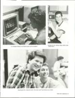 1986 Estes Park High School Yearbook Page 16 & 17
