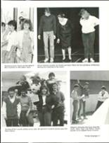1986 Estes Park High School Yearbook Page 20 & 21