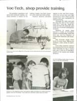 1986 Estes Park High School Yearbook Page 24 & 25