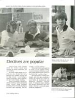 1986 Estes Park High School Yearbook Page 26 & 27
