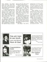 1986 Estes Park High School Yearbook Page 64 & 65