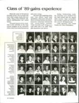 1986 Estes Park High School Yearbook Page 70 & 71