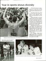 1986 Estes Park High School Yearbook Page 108 & 109