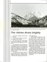 1986 Estes Park High School Yearbook Page 112 & 113