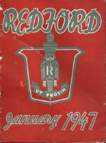 1947 Yearbook Redford High School