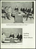 1962 Cooper High School Yearbook Page 12 & 13