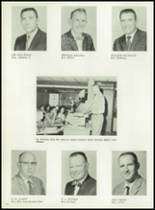1962 Cooper High School Yearbook Page 16 & 17