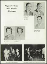 1962 Cooper High School Yearbook Page 20 & 21