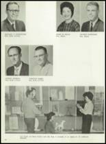1962 Cooper High School Yearbook Page 22 & 23