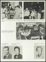 1962 Cooper High School Yearbook Page 24 & 25