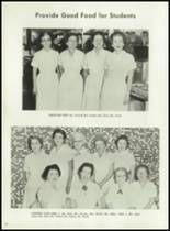 1962 Cooper High School Yearbook Page 26 & 27